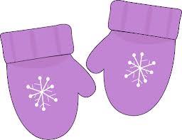 purple mittens
