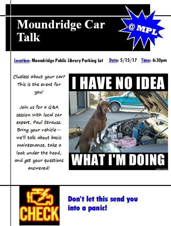 Car Talk Facebook