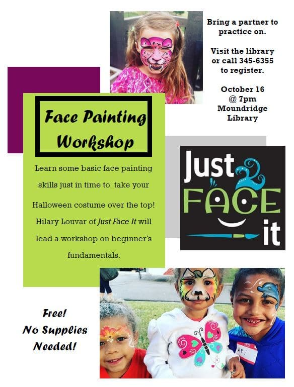 Capture Face Painting