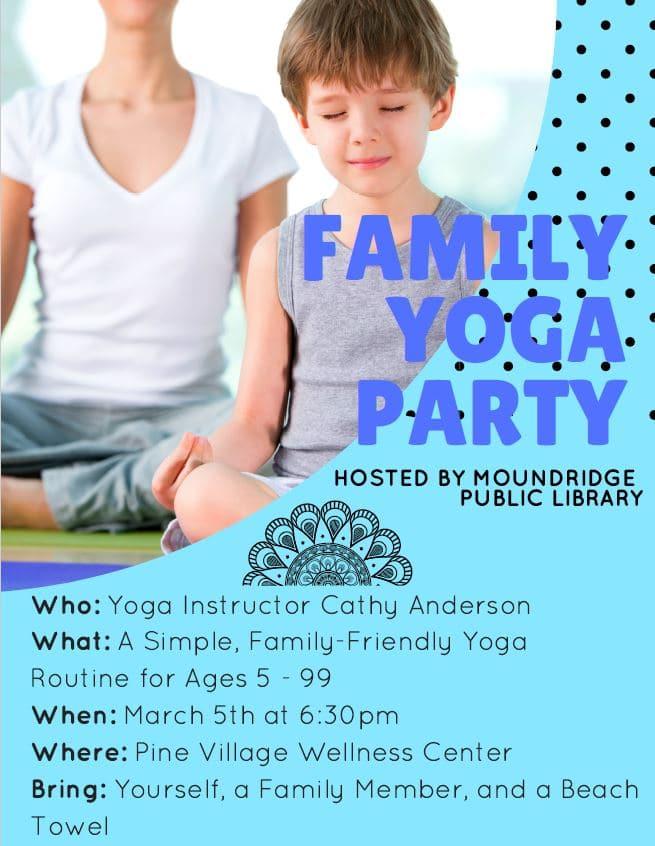 Family Yoga Capture