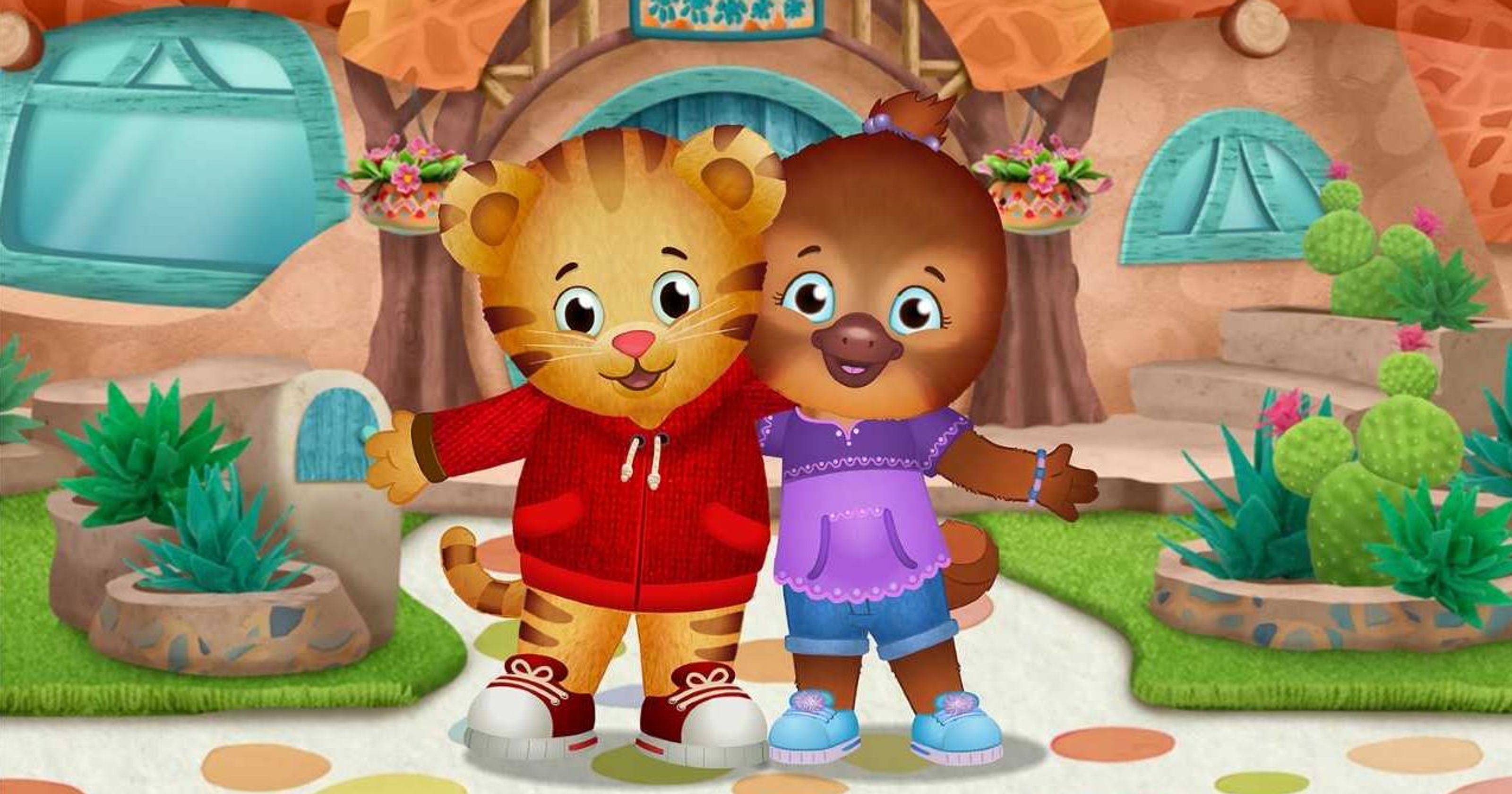 Daniel Tiger's Neighborhood: Won't You Be My Neighbor?