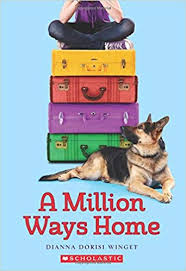 A Million Ways Home by Dianna Doris Winget.