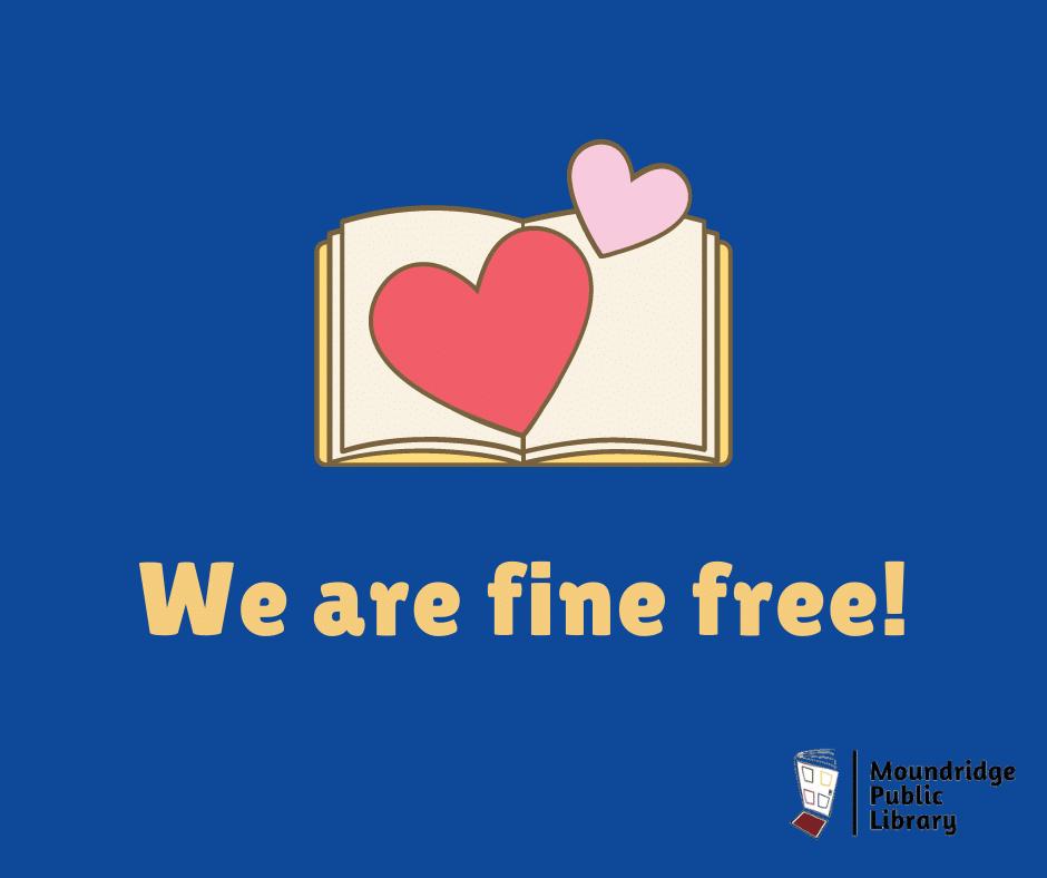 We are fine free!
